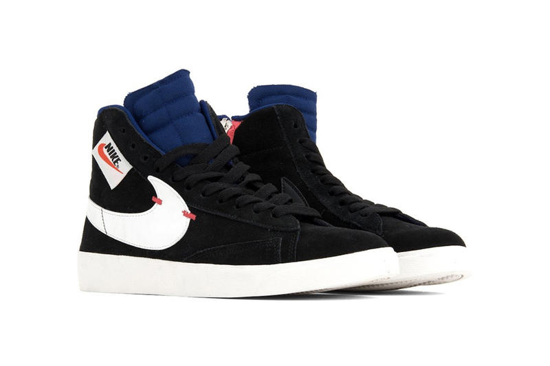 100% authentic bb507 13031 Nike Blazer Mid Rebel