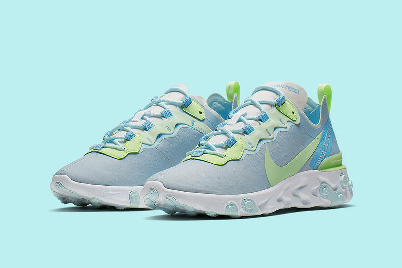 Nike React Element 55 Frosted Spruce