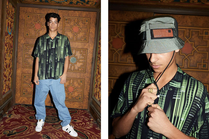 Palace Spring 2019 Lookbook by Juergen Teller Streetwear Collection