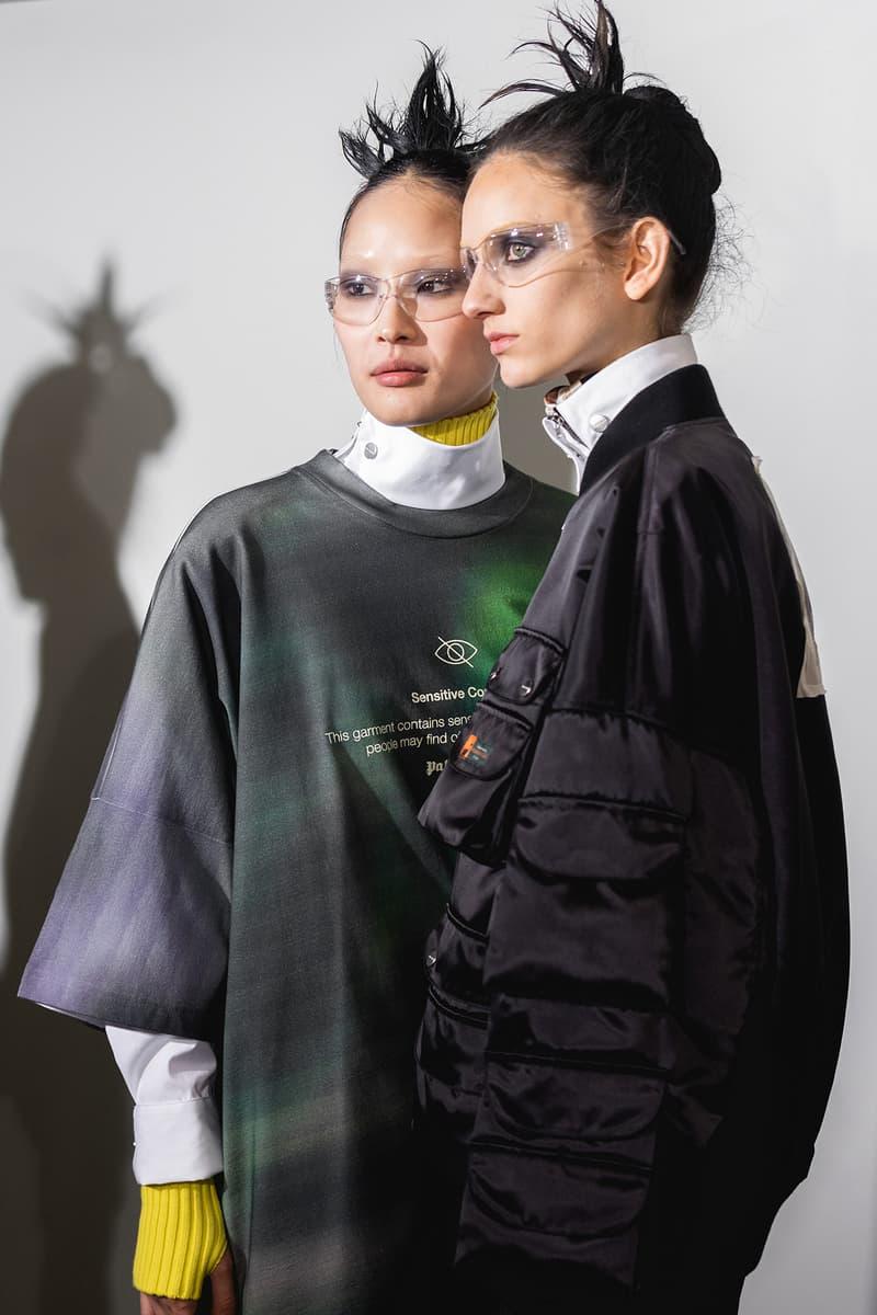 Palm Angels Fall Winter 2019 FW19 NYFW New York Fashion Week Runway Show Backstage