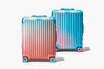 Picture of RIMOWA Paints Sunset Colors on Suitcases for Alex Israel Collaboration