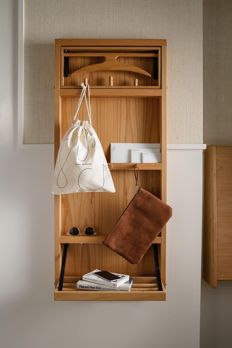 Sister City Hotel Atelier Ace New York City Room Interior Design Minimalist