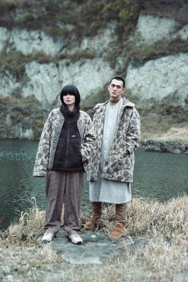 Snow Peak Fall Winter 2019 Collection Lookbook