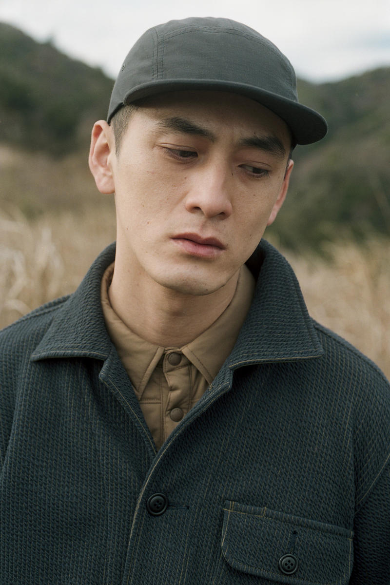 Snow Peak Fall Winter 2019 Collection Lookbook Jacket Hat Black