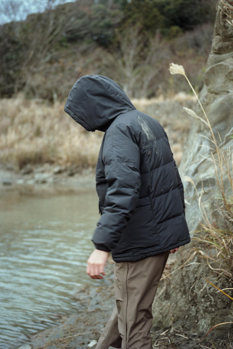 Snow Peak Fall Winter 2019 Collection Lookbook Jacket Black