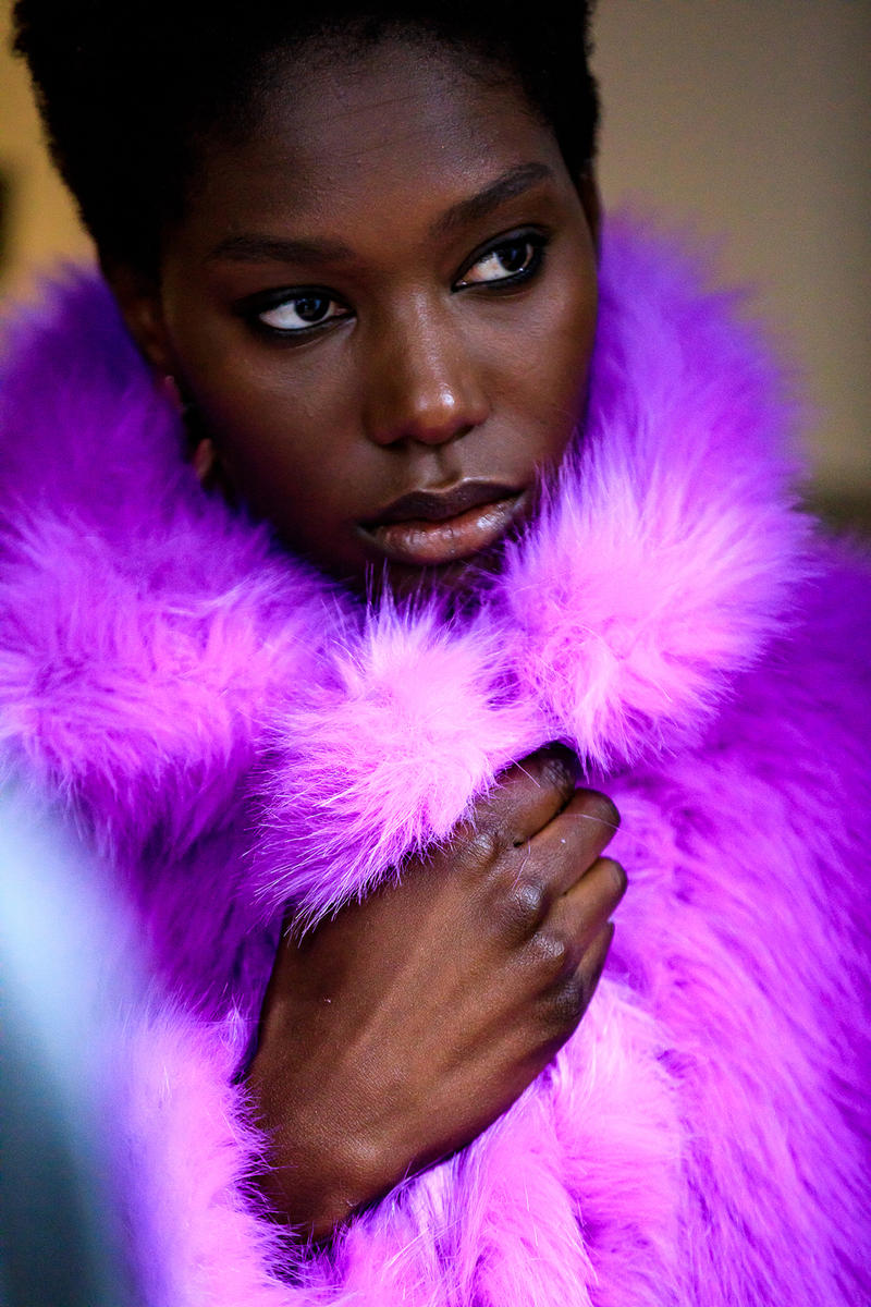 STAND Fall/Winter 2019 Copenhagen Fashion Week Backstage FW19 Nellie Kamras Interview