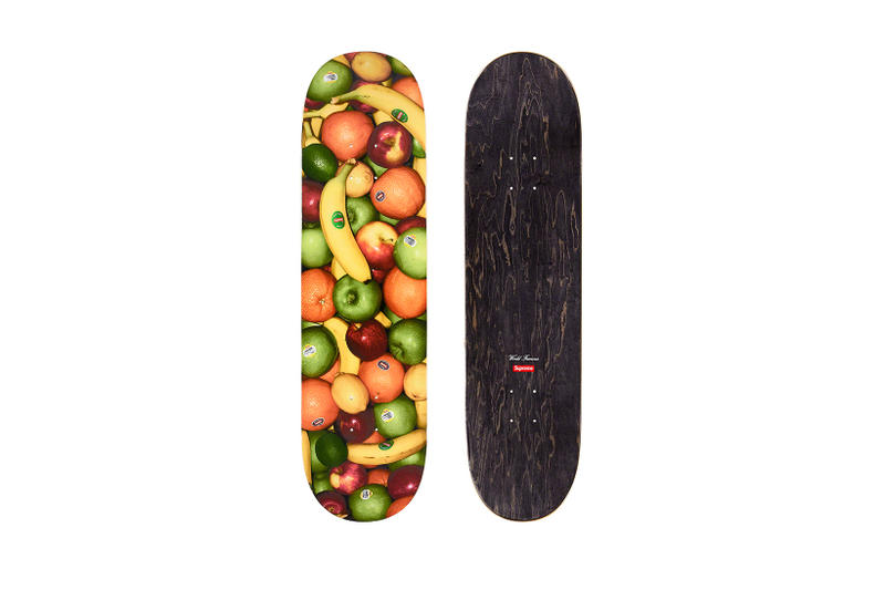 supreme spring summer 2019 ss19 collection collaboration band aids pearl drum set gore tex skateboards oakland raiders dali christopher walken