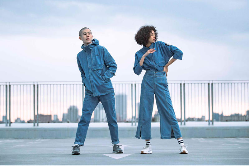 The North Face Urban Exploration Tech Denim Spring 2019