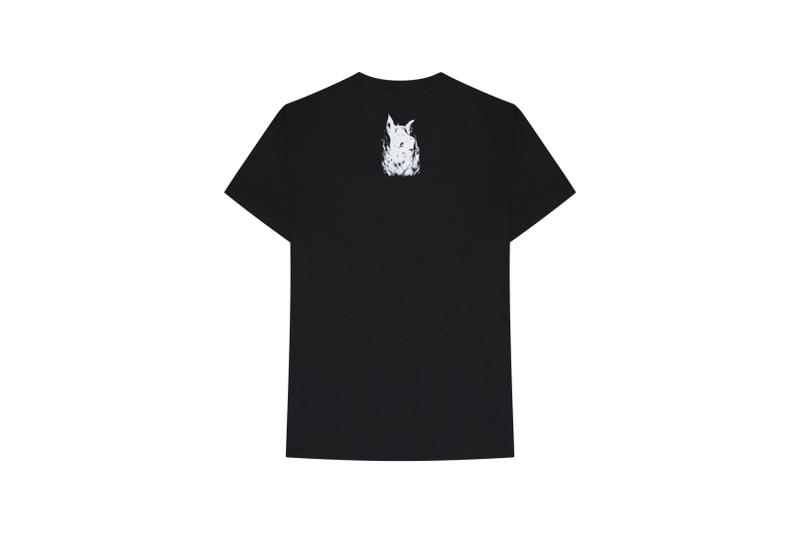The Weeknd On Thursday Merch Collection Fan Collaboration T-shirt Black