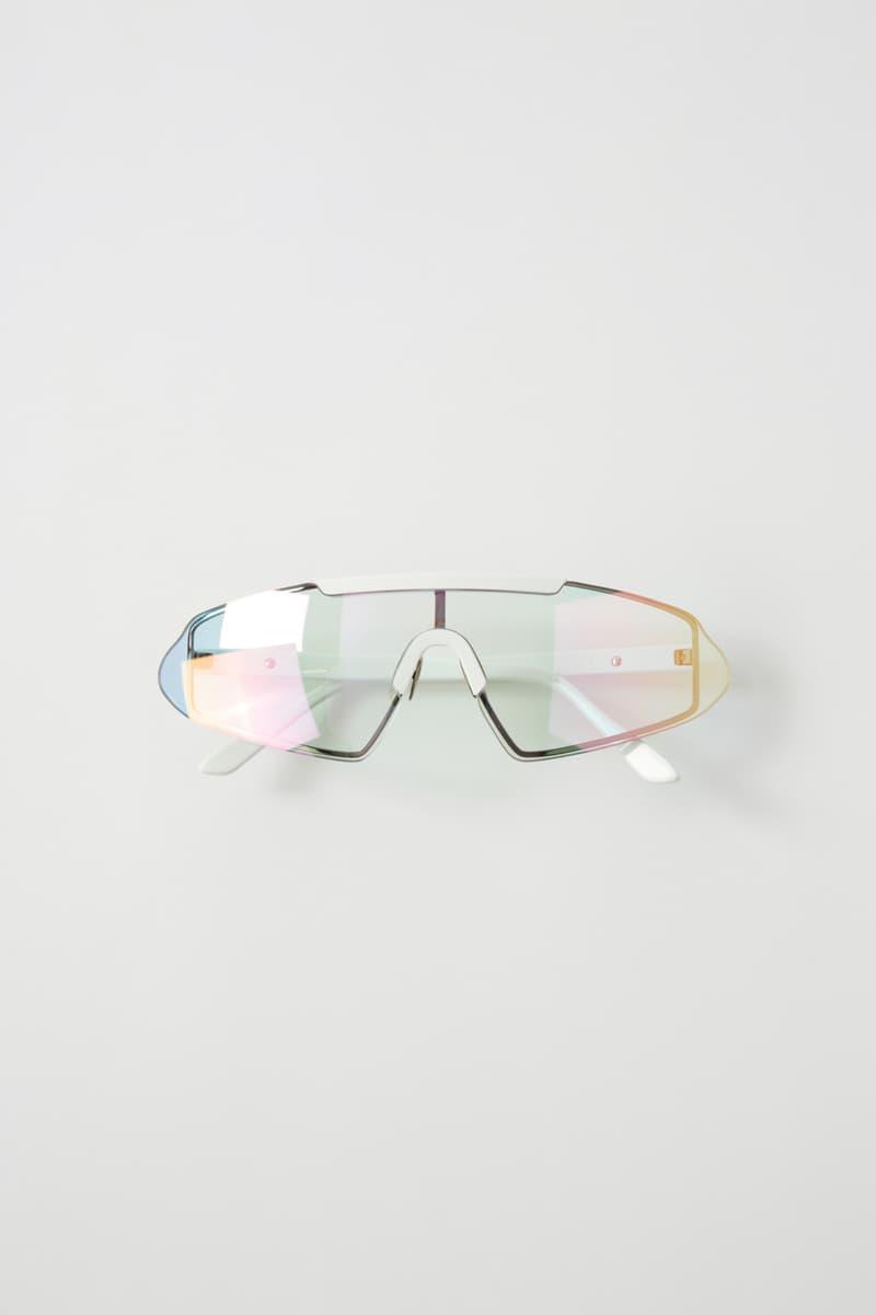 Acne Studios Spring/Summer 2019 Sunglasses Range Shades Eyewear Accessories
