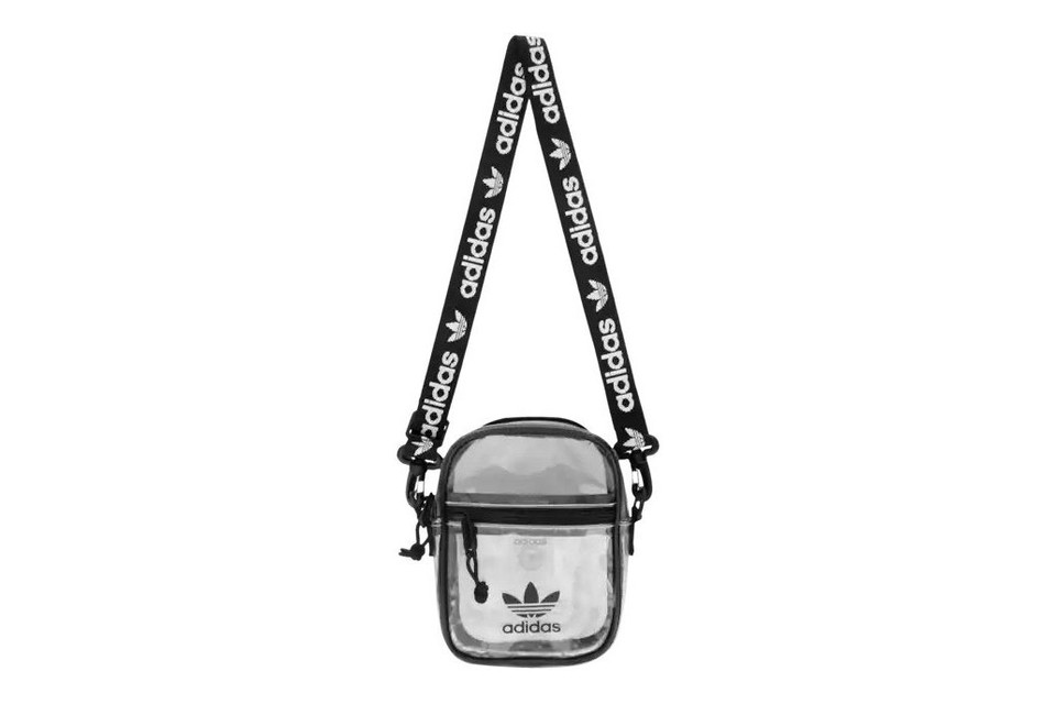 9ac0500bb8f adidas Clear Mini Backpack and Fanny Pack