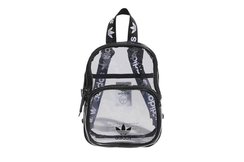 adidas Originals Clear Backpack Fanny Pack