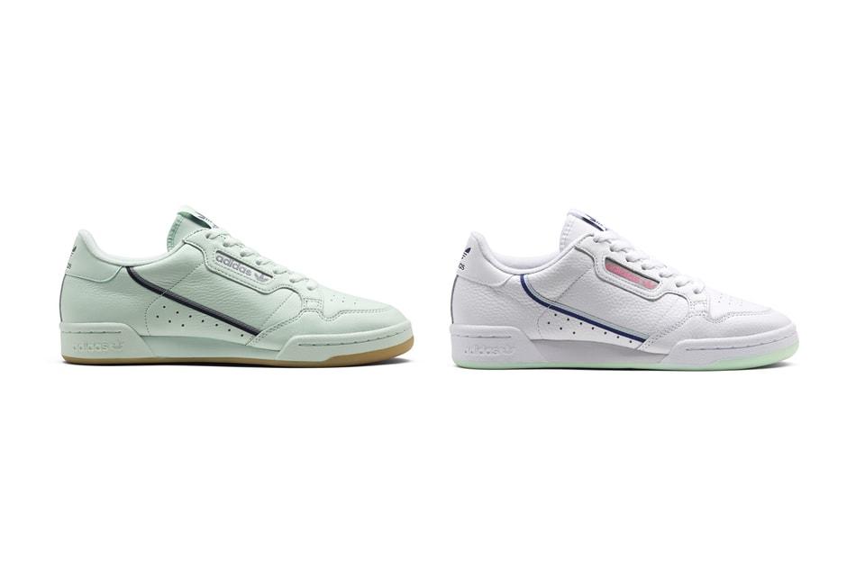 5abb92fae0b0a adidas Originals Releases New Continental 80s