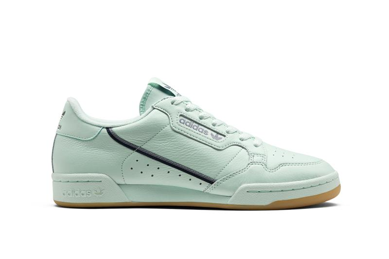 adidas Originals Continental 80 Light Green