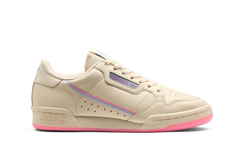 adidas Originals Continental 80 Tan Pink