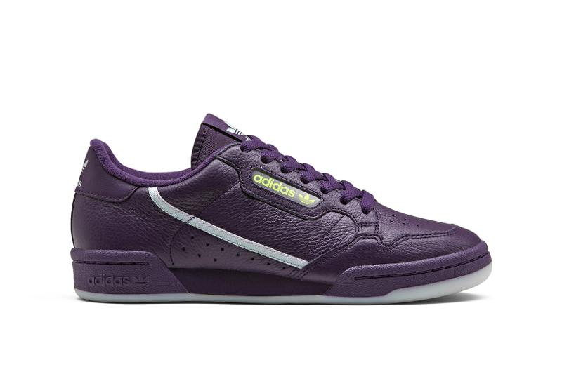 adidas Originals Continental 80 Purple