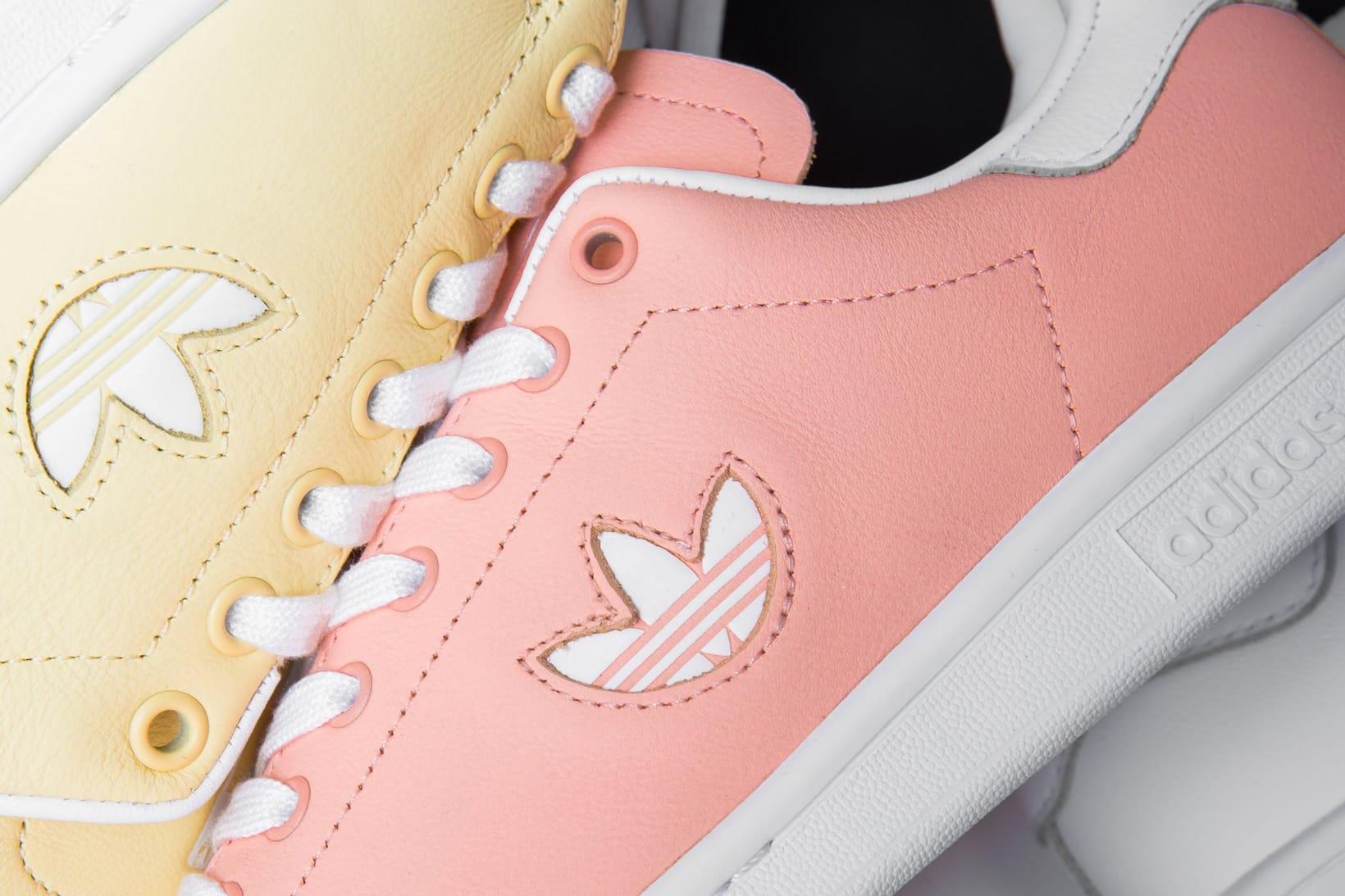 adidas stan smith mini trefoil
