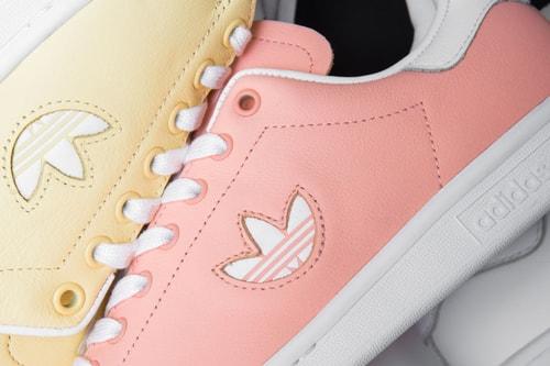 buy popular ab862 dcf32 Minimalists, Don t Miss adidas Originals  Spring-Ready Stan Smith