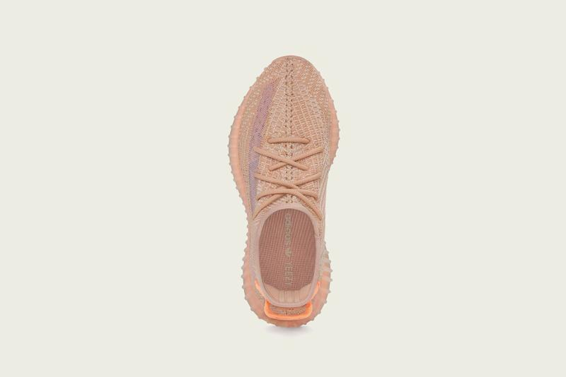 adidas Kanye West YEEZY BOOST 350 V2 Clay
