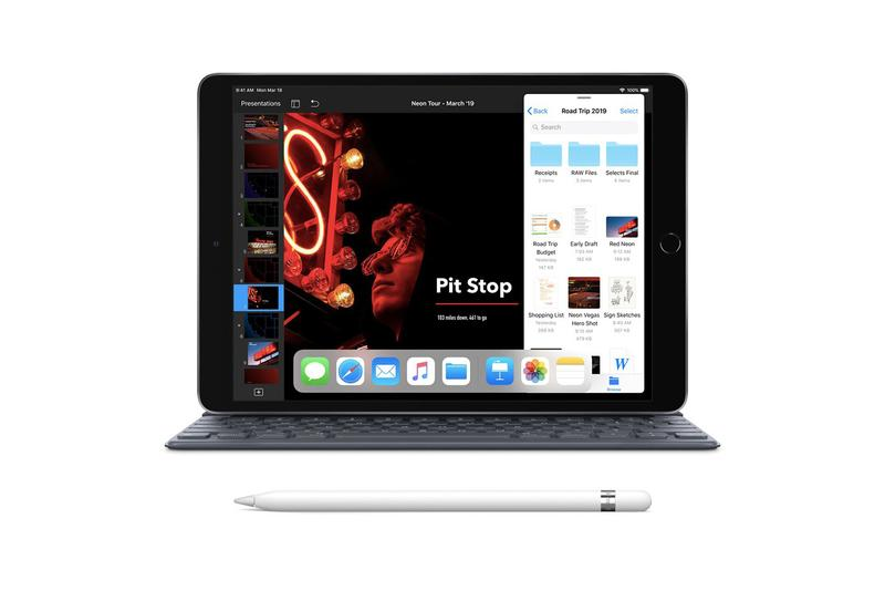 Apple iPad Air Grey Pencil White