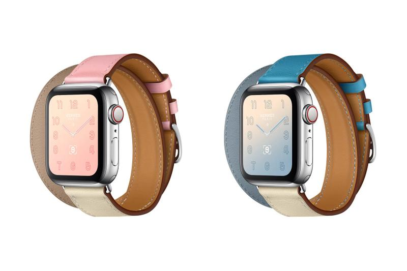 Apple Watch Spring 2019 Hermes Nike