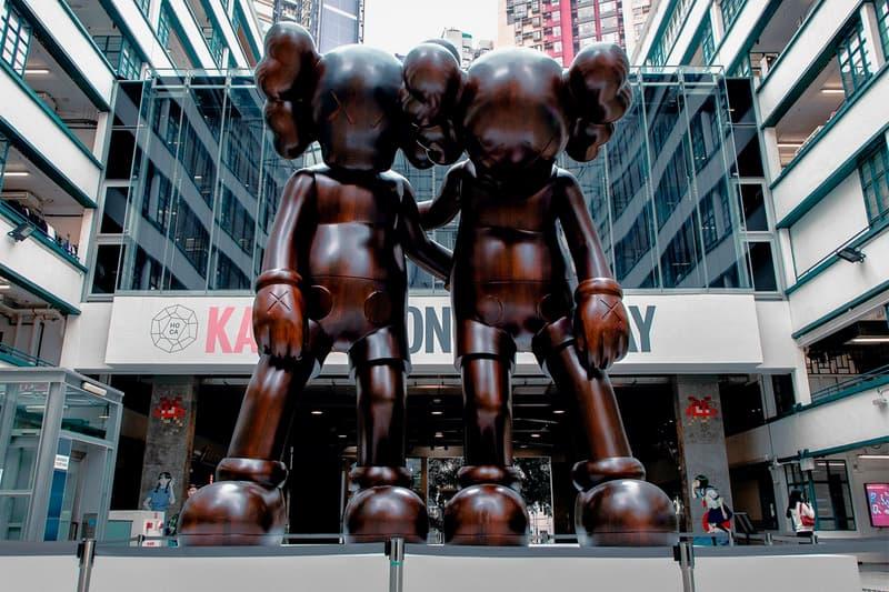 KAWS: ALONG THE WAY Exhibition Art Basel Hong Kong 2019