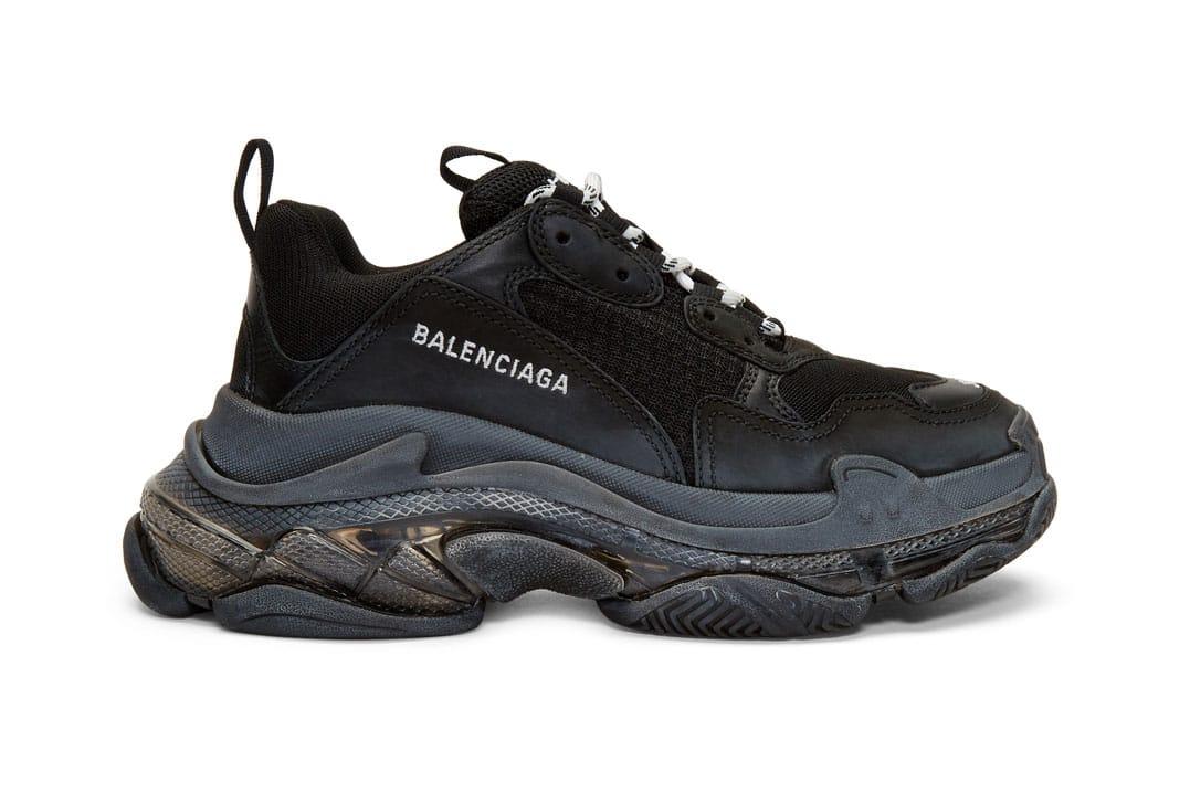 Triple-S \u0026 Track Sneaker