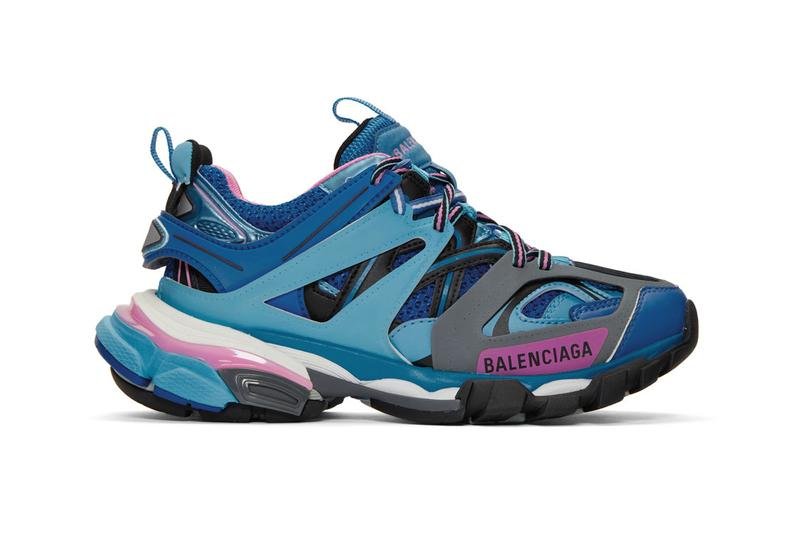 Balenciaga Triple S Track Sneaker