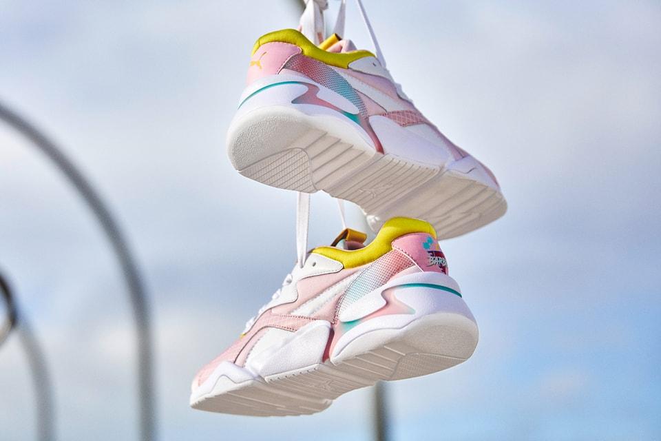 Barbie x PUMA NOVA Sneaker Pack Collaboration  1bec55f06
