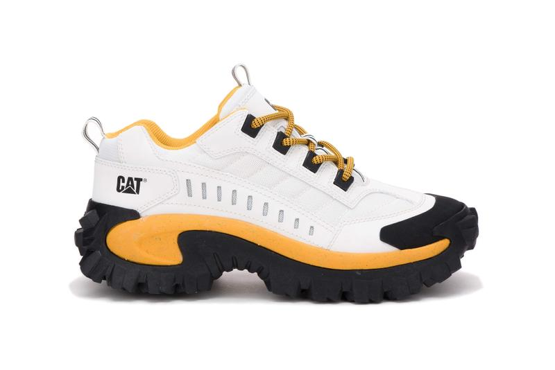 CAT Footwear Launches Chunky INTRUDER Sneaker