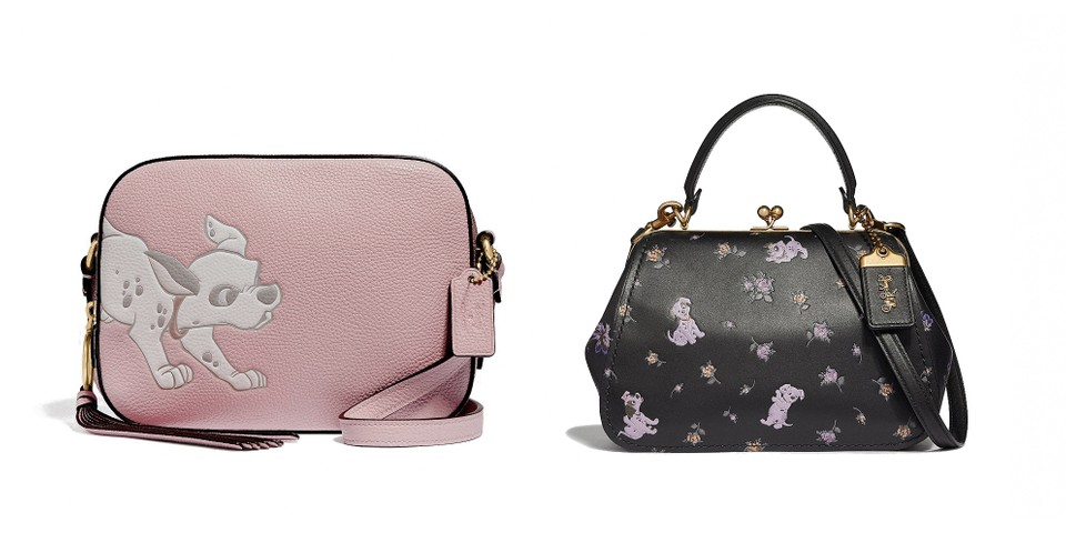 1b581083bb035 Coach Drops Must-Have Disney Bag Collection