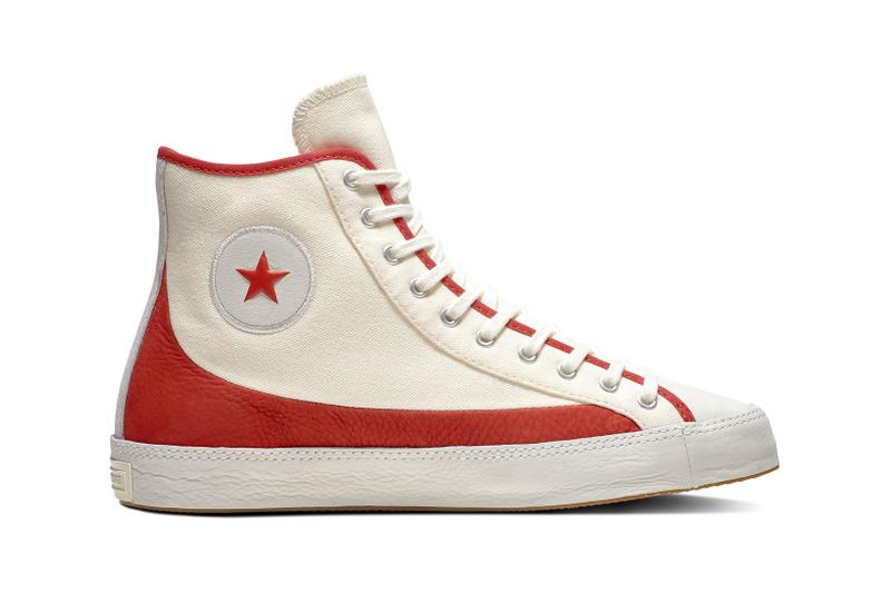 Converse Bloom In Season Spring 2019 Collection Sasha Cream Red