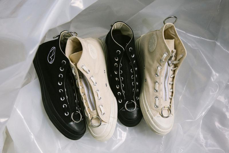 7c806fb806e6 Converse x Undercover Chuck 70 Release Black White Where To Buy Launch Sneaker  Shoe Footwear Jun