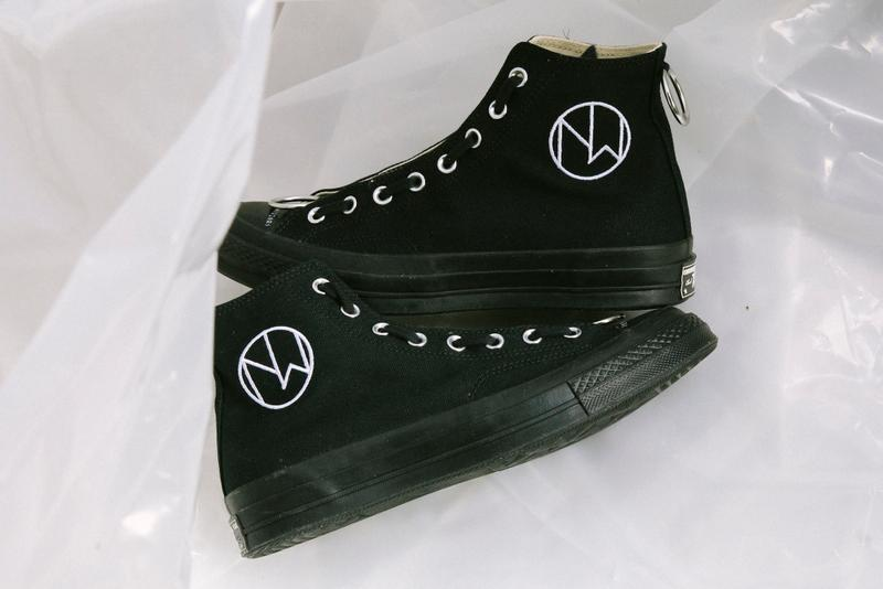 Converse x Undercover Chuck 70 Release Black White Where To Buy Launch Sneaker Shoe Footwear Jun Takahashi