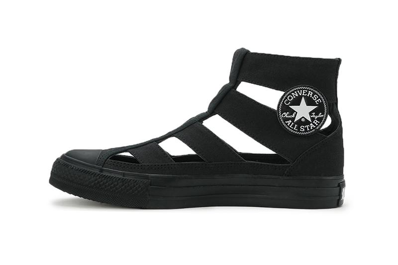 Converse All Star Gladiator Hi Black