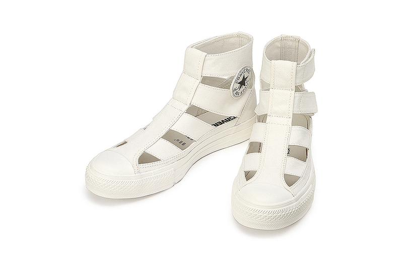 Converse All Star Gladiator Hi White