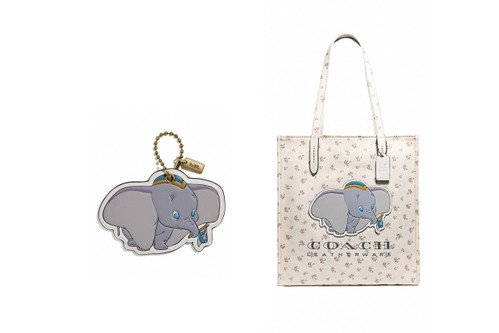 177b526f1180 Disney x Coach s  Dumbo  Collection Is Filled With Must-Have Accessories ...
