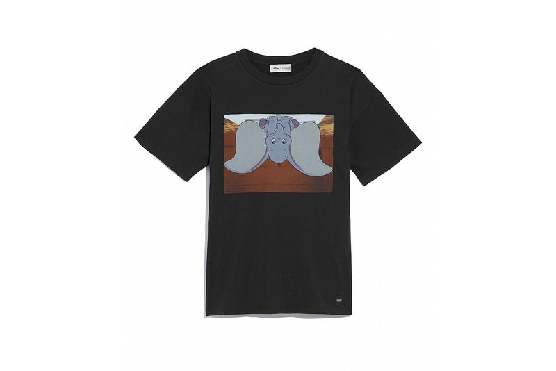 Disney x Coach Dumbo T-shirt Black