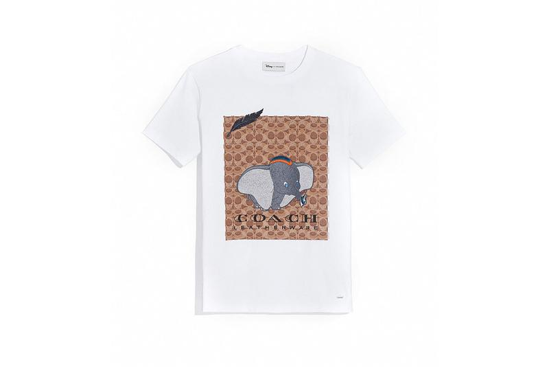 Disney x Coach Dumbo T-shirt White