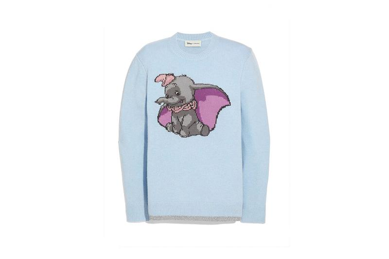 Disney x Coach Dumbo Sweater Blue