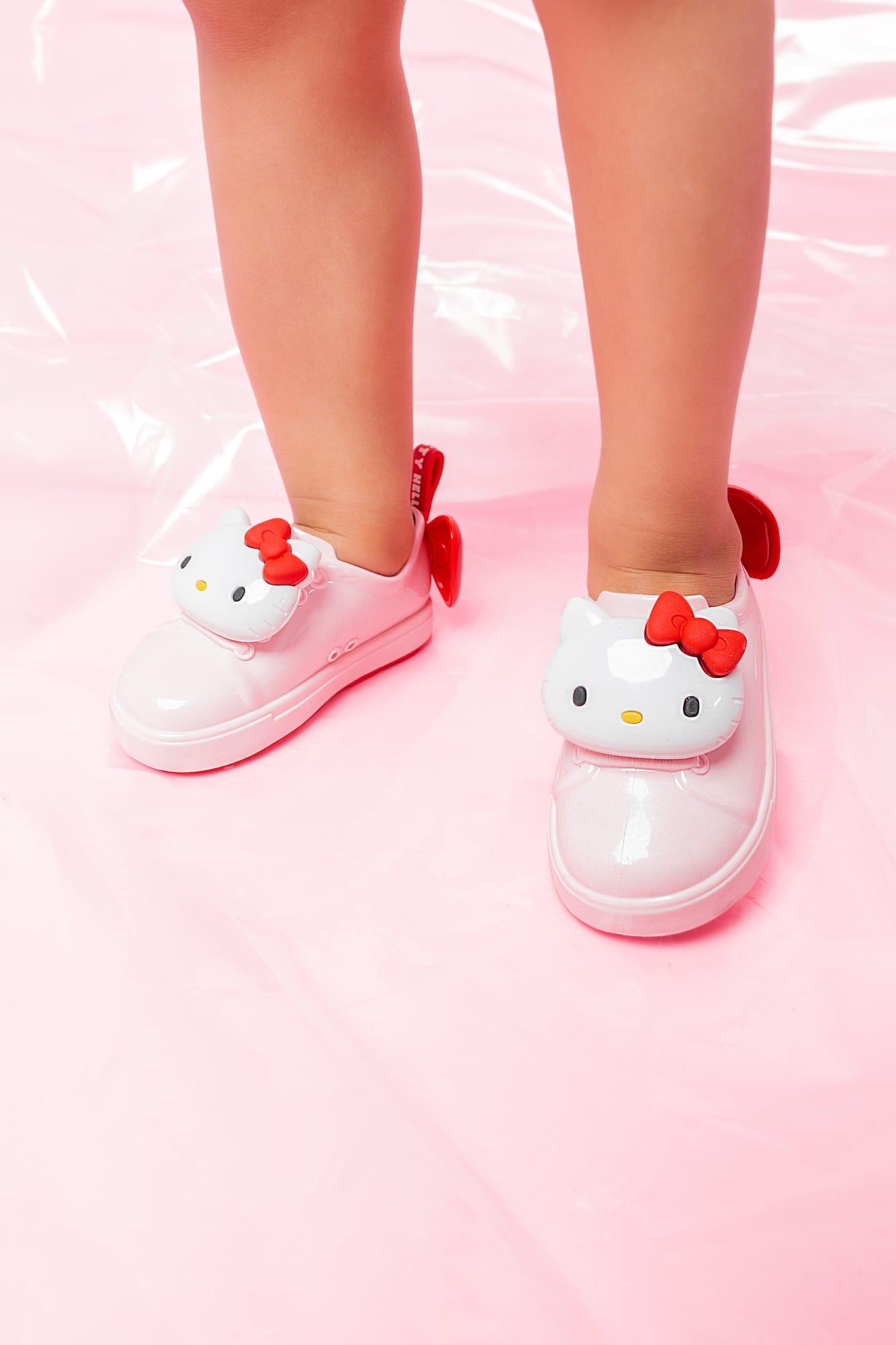 Melissa Launches Hello Kitty-themed