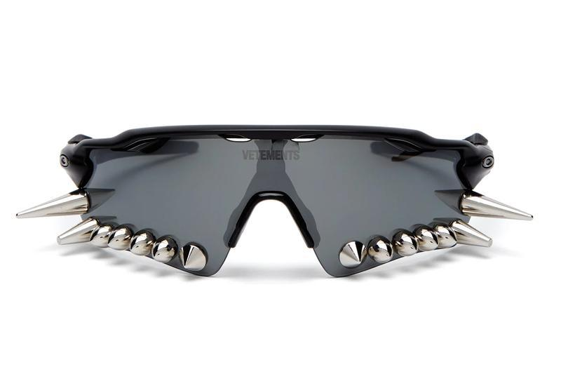 Vetements Oakley Spring Summer 2019 Spike Sunglasses