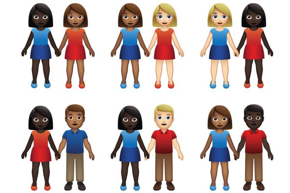 Tinder's Interracial Emojis Are Debuted | HYPEBAE