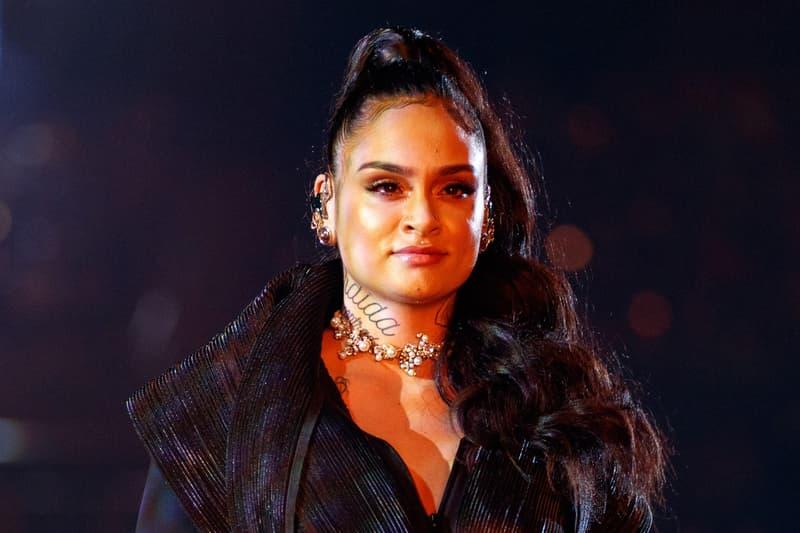 Kehlani 2018 iHeartRadio Music Awards Dress Black Purple