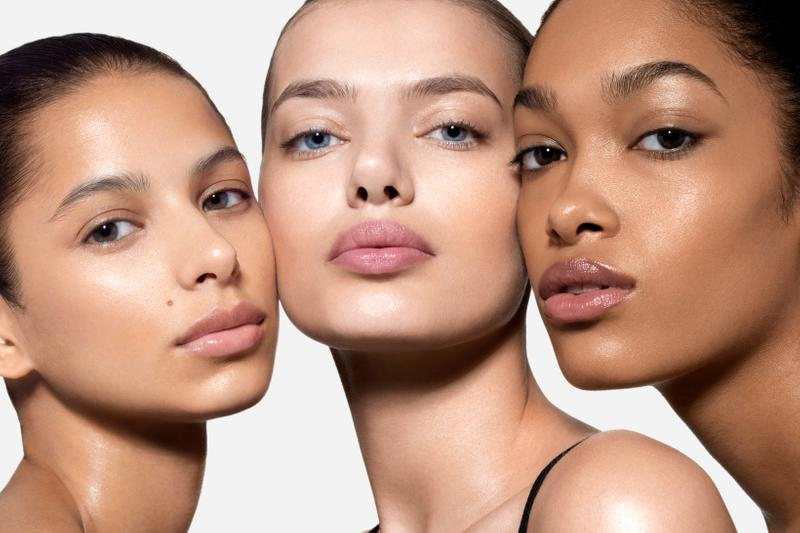 KITH x Estee Lauder Beauty Collection Campaign