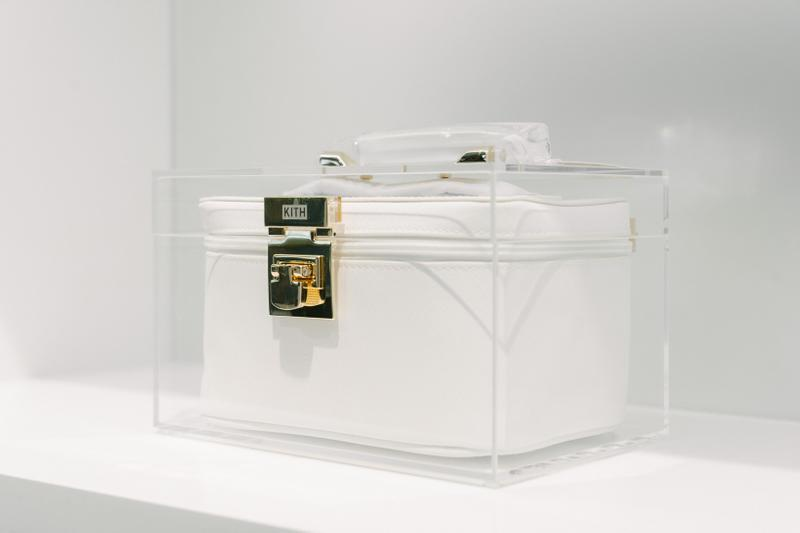 KITH x Estee Lauder Store Office Space New York Beauty Collection Case