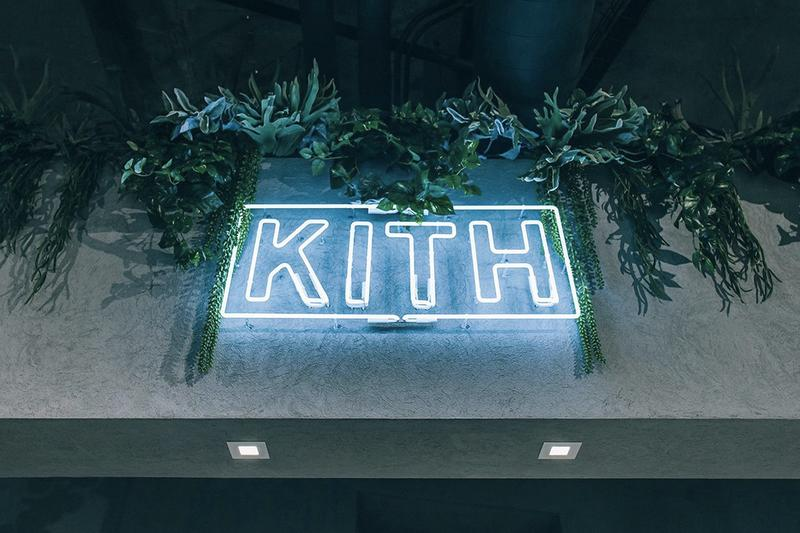 KITH Opens Its First London Location Selfridges Streetwear Store Address Location