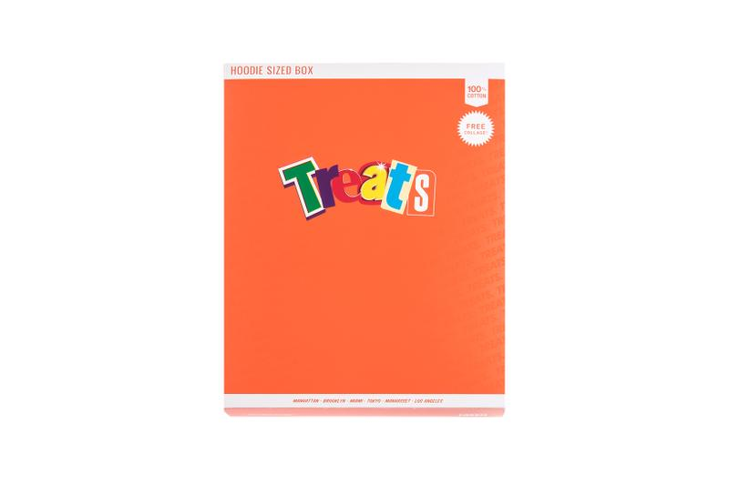 KITH Treats National Cereal Day 2019 Ransom Collection Box Orange