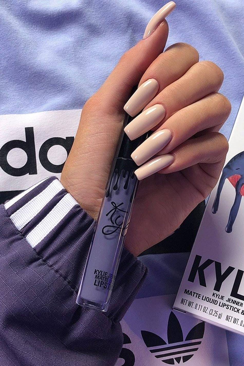 Image result for kylie jenner adidas lip kit