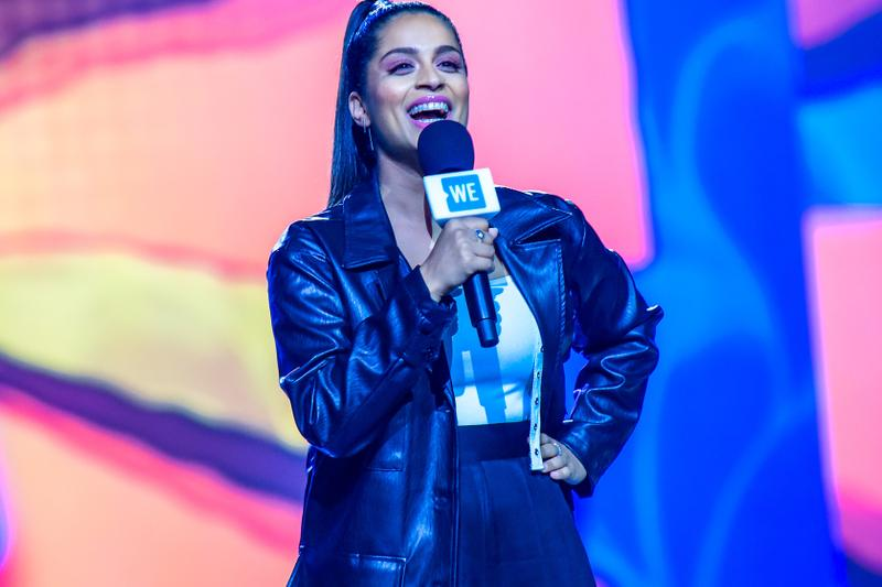 Lilly Singh iisuperwomanii A little Late Night show Host NBC Carson Daly
